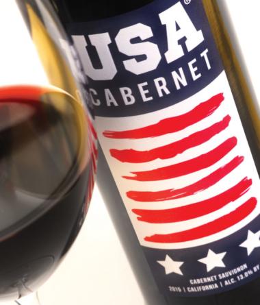 USA Cabernet Drink